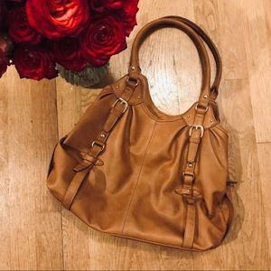 Coldwater Creek Brown Purse